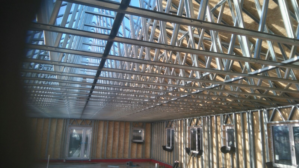 Mfc Light Gauge Steel Buildings And Steel Framed Houses